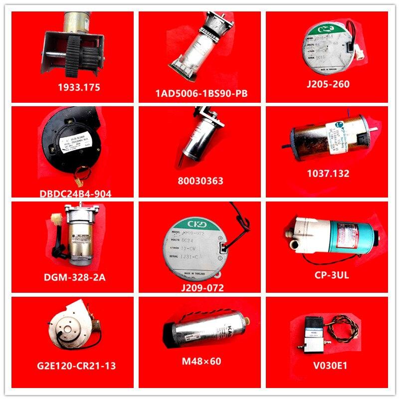 Z2D15-24GN|1AD5006-1BS90-PB|J205-260|DBDC24B4-904|80030363|1037.132|DGM-328-2A|J209-072|CP-3UL|G2E120-CR21-13|M48x60|V030E1 Used