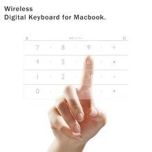 ultra-thin smart keyboard new Notebook Wireless Digital Keyboard Laptop Film Touchpad film For Macbook Pro 15 inch Laptop