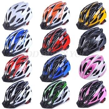 Lightweight Motorbike Helmet Road Bike Cycle Helmet Mens Women for Bike Riding Safety Adult Bicycle Helmet Bike MTB Drop Ship 1
