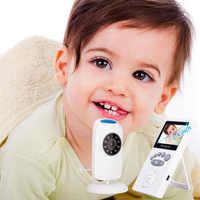 Baby monitor bebe baba eletronica suporte allarme portatile portatil babyphone macchina fotografica baba eletronica cry neonati Video Radio nanny