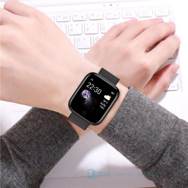 New Silicone Digital Watch Men Sport Women Watches Electronic LED  Ladies Male Wrist Watch For Men Women Clock Female Wristwatch 2