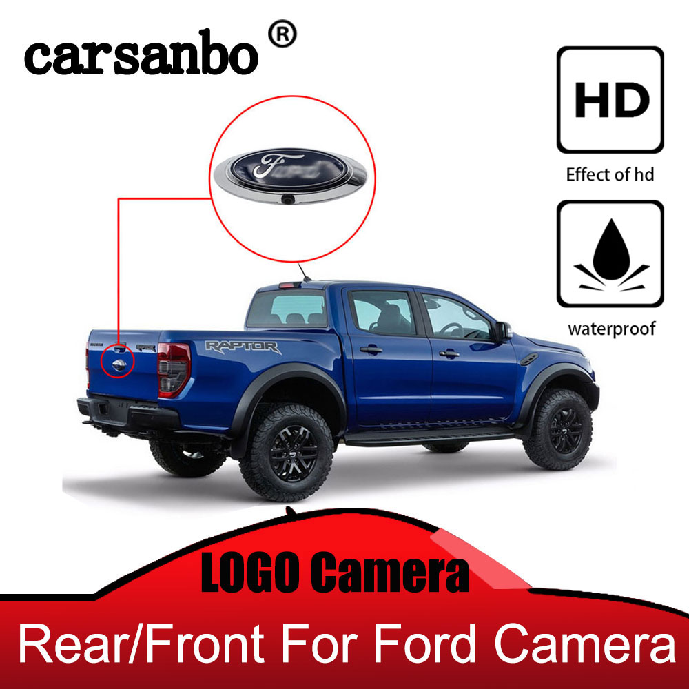 High Quality Rearview Parking System Reverse Car Camera Fit For FORD RANGER T6 T7 T8 XLT 2012-2019 PICKUP Car AUTO  Accessories