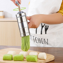 Maker-Press Noodle-Machine Pasta Spaghetti Crank-Cutter Kitchen-Tools Manual Stainless-Steel