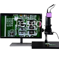HD electronic microscope industrial camera PCB maintenance inspection