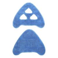 2 pçs/pçs/set microfibra esfregões limpeza almofadas para hoover reforçada wh20200 vapor mais limpo|null|   -