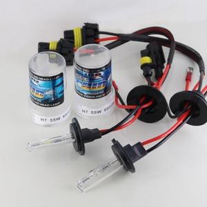 Image 3 - סופר רזה hid קסנון הנורה 35w 55w 150 ואט hid קסנון ערכת DC נמוך price12v 24v h1 h3 h4 h7 h13 9005 9006