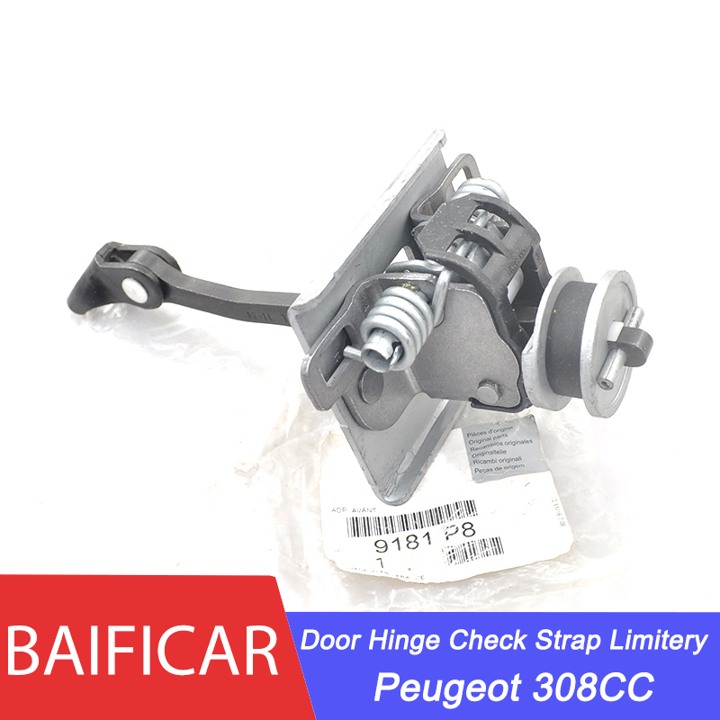 Baificar Check-Strap Peugeot 308cc Brand-New Genuine-Door-Hinge Stop 9181P8 for Limitery title=