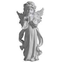Sketch Plaster Angel Sculpture Home Decoration ,Statue Miniature Christmas Living Room Decoration Furnishings, Bedroom Study
