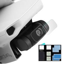 2 ensembles caméra HD lentille Film de protection pour DJI Mavic Mini Drone Ultra mince écran protecteur accessoires caméra lentille trempé
