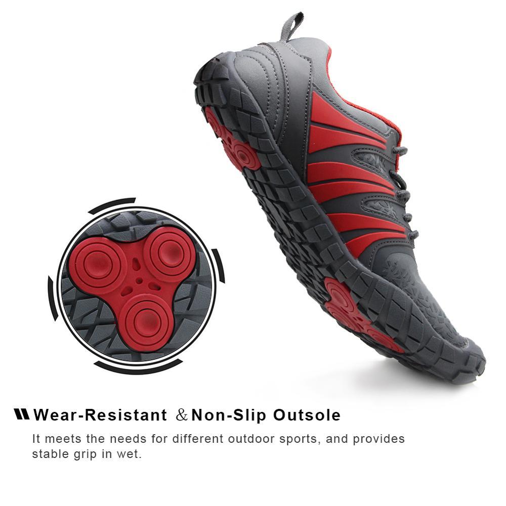 Size 48 Men's Minimalist Trail Sneakers