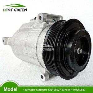 Image 4 - Auto ac Kompressor für Chevrolet Cruze 1,6 i 16V für Holden Cruze 1,8 ich 96966630 13271258 13250601 13310692 13376447 119250587
