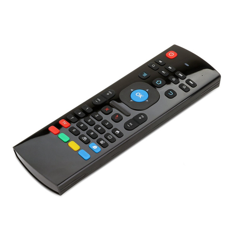 MX3 Wireless Keyboard Controller 2.4G Remote Control Air Mouse for TV Box X96 Smart Android 7.1 X96 Mini S905W Tx3 Tvbox