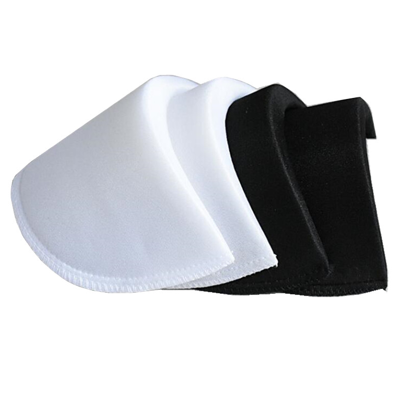 5 Pair Soft Padded Shoulder Padding Encryption Foam Shoulder Pads For Blazer T-shirt Clothes Sewing Accessories