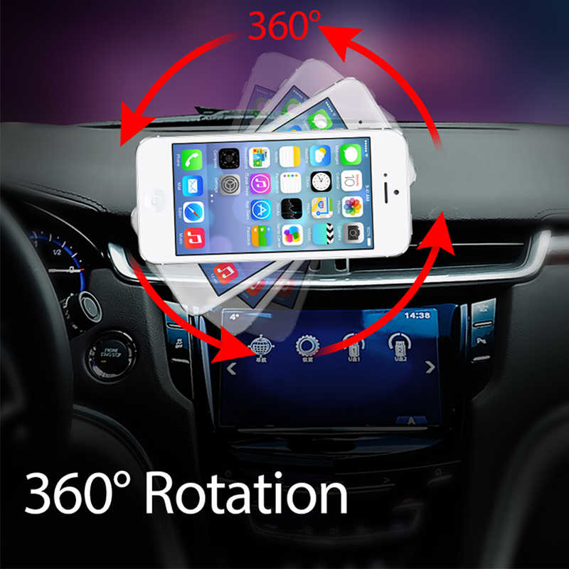 360 di Rotazione Mini Supporto Del Telefono Dell'automobile Per Huawei P30 Lite Universale GPS Magnetico Cruscotto Supporto Per Pocophone F1 Staffa di Supporto