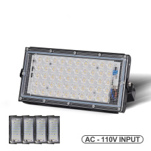 LED flood light 30W / 50W perfect power flood light colorful street light 110V waterproof landscape lighting IP65 led spotlight