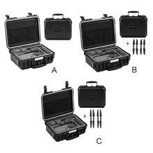 Портативный водонепроницаемый ящик для хранения дорожный Чехол для переноски с пропеллерами для DJI Mavic 2 Pro/DJI Mavic 2 Zoom Drone аксессуары