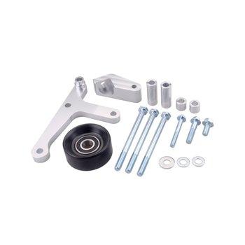 New For LS1 Camaro Alternator Bracket Kit Low Mount F Body Alternator Bracket with Rear Brace