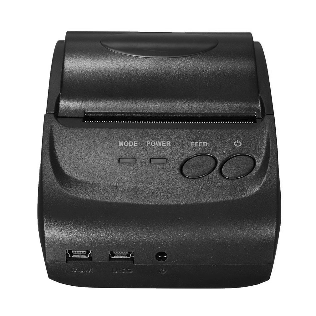 58mm Wireless USB Interface Mobile Portable Thermal Line Printing Receipt Printer Electronic For Android System