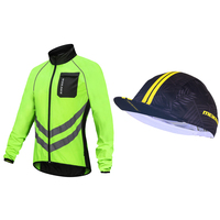 Cycling Caps Quickly Dry Riding Hats Helmet Liner Headwear Sun UV Protection Riding Caps with Long Sleeve Bike Jacket Coat|Cycling Caps| |  -