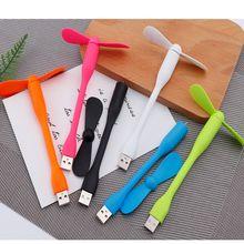 1pc bunte Micro USB Mini Fan Für Flexible Sommer Gadget Für Tablet Power Bank Laptops Als Kleine giftsat parteien senden menschen