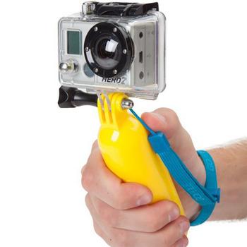 Sportowe kamery sportowe akcesoria do GoPro Bobber pływający Floaty Handheld Stick statyw dla Go Pro Hero 7 6 5 4 dla Yi 4K GP81 tanie i dobre opinie ITINFTEK Sports Action Cameras Accessories Sjcam for EKEN Akcesoria Zestaw Zestaw Pakiet 1 Plastic