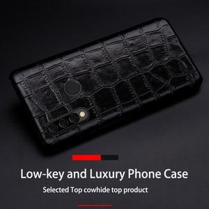 Image 4 - Кожаный чехол для телефона Huawei P20 P30 Lite Mate 10 20 lite 30 Pro nova 5t Y6 Y9 P Smart 2019, чехол для Honor 8X 9X 10 lite 20 pro
