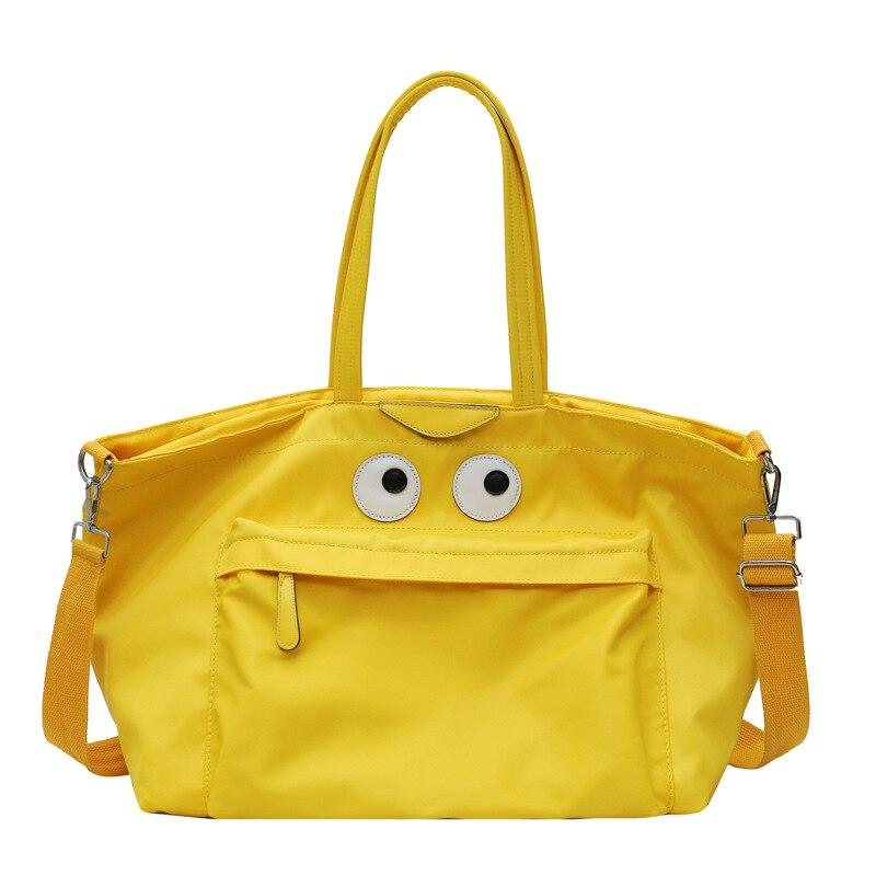 Bolsa Deporte Mujer Sport Gym Bag Duffle Eyes Suitcases And Travel Luggage Bag Bolsa Deporte Gym Bags For Women 2019