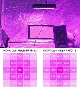 Image 5 - Famurs lampe horticole de croissance LED, 1000/1200/1500/2000/3000/4000W, triple puce, éclairage à spectre complet pour serre intérieure, végétation/floraison