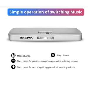 Image 3 - Okepoo altoparlante portatile Bluetooth S808 supporto microfono TF Card FM AUX 2000mAh batteria altoparlante Stereo Wireless Bluetooth HIFI