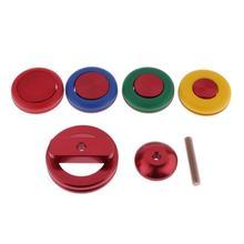 лучшая цена 5pcs 5.1-6cm Watch Glass Case Tool, Closest Watch Case, Watch Repair Tool Kit