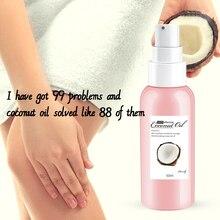 Coconut Oil for Hair Treatment