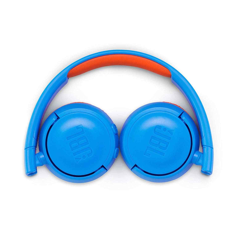 JBL JR300BT słuchawki dla dzieci zestaw słuchawkowy bezprzewodowy zestaw słuchawkowy Bluetooth dla dzieci niski decybel Auriculares Bass Mic słuchawki