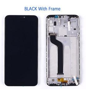 """Image 3 - 5.84 """"remplacement décran pour Xiao mi mi A2 Lite LCD affichage et écran tactile numériseur cadre ensemble dassemblage pour rouge mi 6 Pro"""