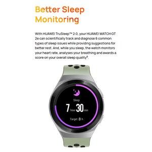 Image 5 - Presale Huawei Watch GT 2e Play For 2 Weeks 100 Workouts Skateboard Surfing Street Dance Rock Climbing SpO2 Better Sleep Monitor