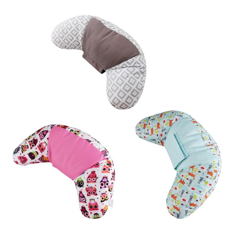 Children Car Pillow Styling Neck Headrest Cushion Baby Car Seat Belts Pillow Kids Shoulder Safety Strap Protection Pads Support