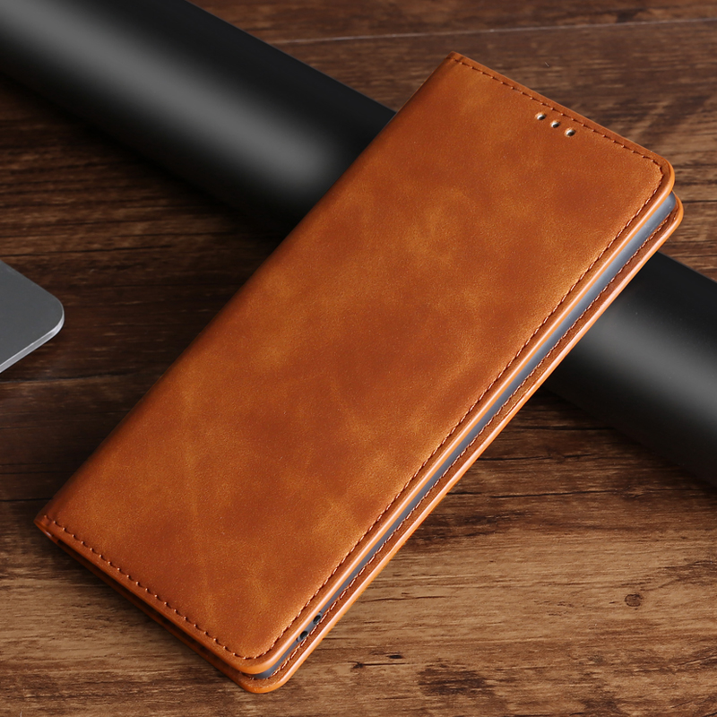 Flip Leather Case For ZTE Blade V9 Vita A6 lite Z10 A610 A512 Libero S10 Axon 11 SE 5G Nubia V18 Z17 Z11 Mini S N1 M2 lite Cover(China)