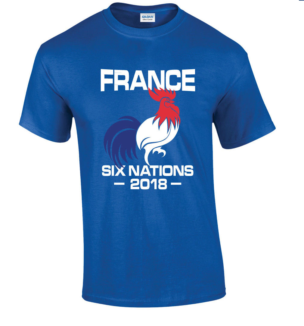 100/% Italy Six Nations 2018 Mens Rugby Polo