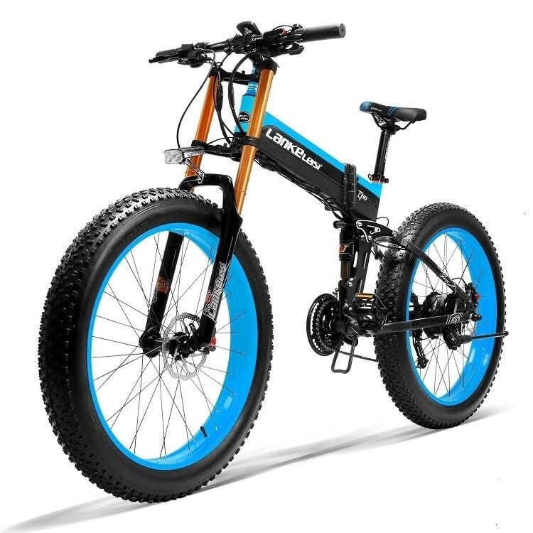 EU Quality XT750Plus 1000W E-bike 26 inch Fat Tire 1000W Electric Bike 1000W Electric Bicycle w 4