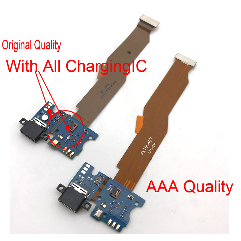 USB Port Charger Dock Plug Connector Flex Cable For Xiaomi 5 M5 Mi5 Charging Port Board Replacement