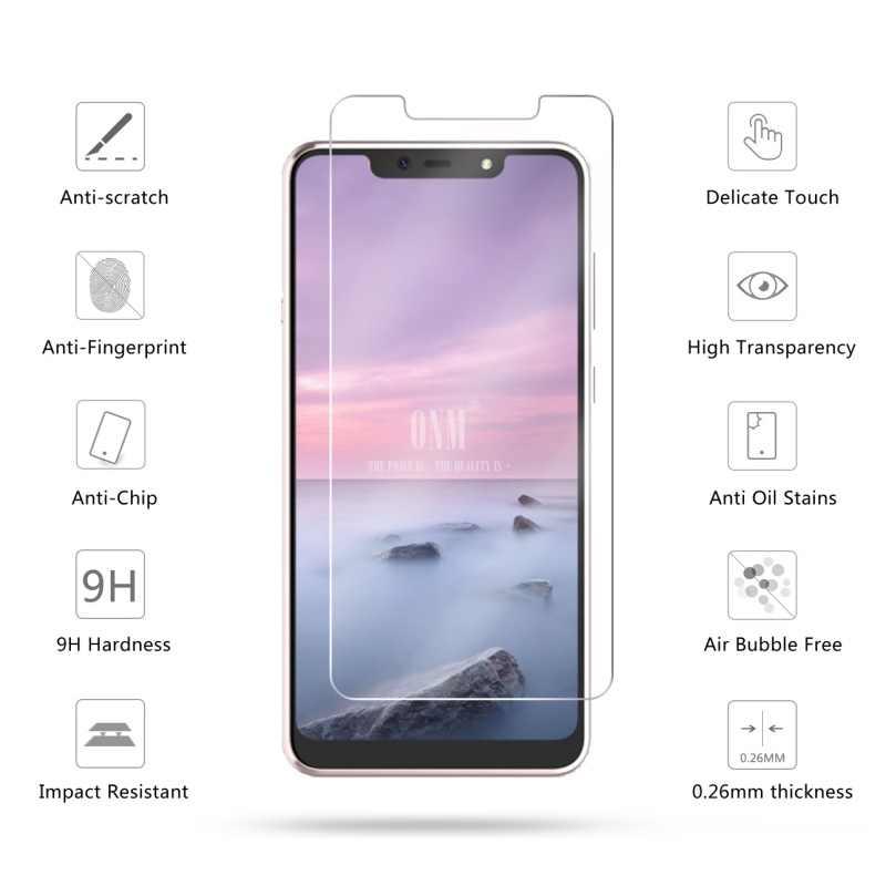 Kaca Tempered untuk Hisense Infinity H12 Lite Screen Protector Tempered untuk Hisense Infinity H12 Lite Layar Film Pelindung