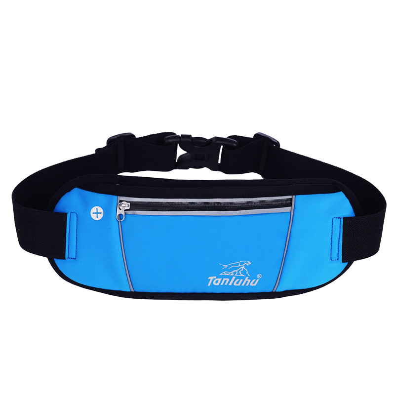 Waterproof Running Mobile Phone Waist Bag Multi-functional Outdoor Sports Belt Marathon Equipment Hidden Mobile Phone Sports Wai