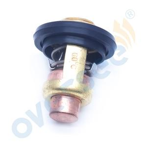 Image 4 - 66M 12411 termostat 60 stopni 140F dla silnika zaburtowego Yamaha 4 suwowy 66M 12411 00 ,6F5 12411 03