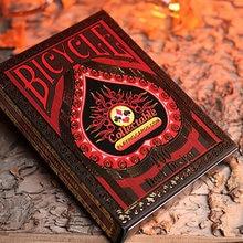 Nowy rower CPC 100. Karty do gry ograniczone karty magiczne papier magiczna kategoria karty do pokera dla profesjonalnego maga