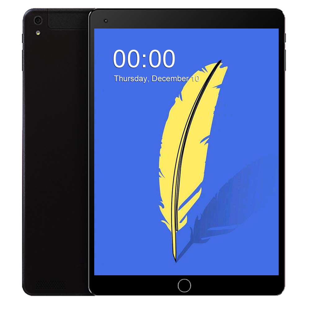 New T805G 10 Inch Tablet PC Android 9.0 OS Octa Core 8GB RAM 128GB ROM 8 Cores 1280x800 IPS Phablet Tablets 10.1 9 8