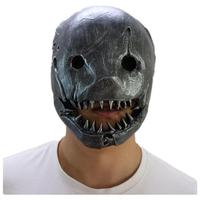 Fashion Resin Realistic Latex Masks Adult Scary Halloween Mask Masque Carnaval Female Male Reusable Festival Anonymous Mask 2019