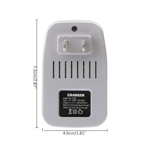 Image 5 - 3V Wall Travel Home Wall Charger For CR2 Lithium Rechargeable Battery US Plug
