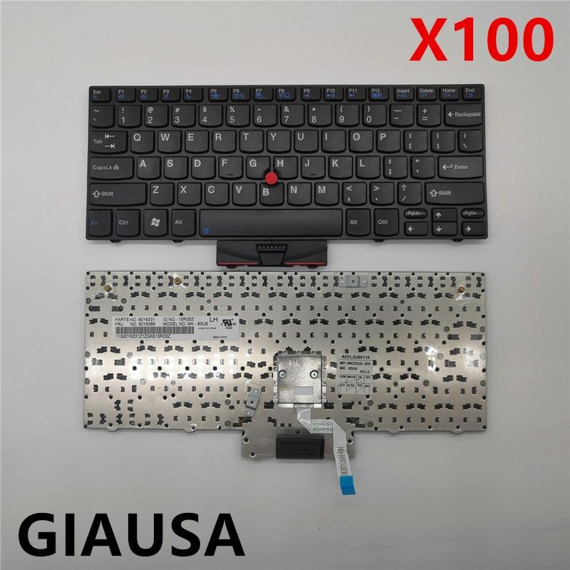 NEW for IBM Lenovo thinkpad E10 X100E X100 E11 US keyboard  60Y9331 60Y9366