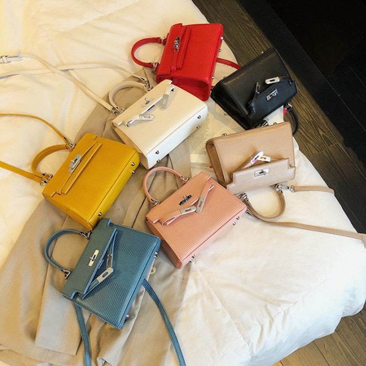 Western Style Handbags Women's Bags 2020 New Wave Korean Version Of The Wild Messenger Bag Retro Shoulder Bag Fashion Handbag Pl