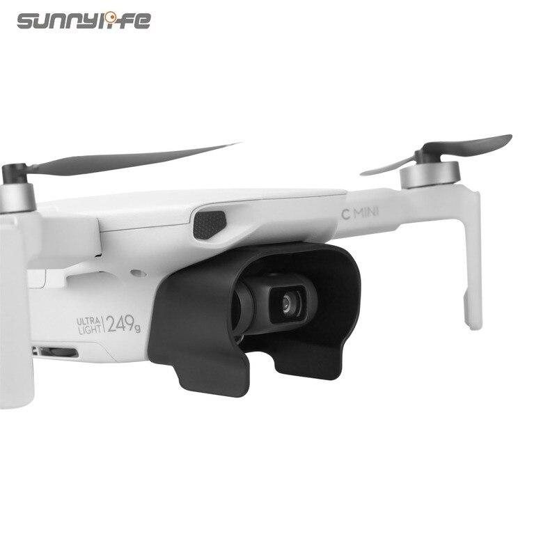For DJI Mavic Mini Accessories Lens Hood Cover Gimbal Camera Sunhood Lens Sunshade Protective Case For DJI Mavic Mini Drone