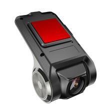 1080P HD araba kamera DVR USB Android WiFi g sensor gece görüş DVR ADAS otomatik Video kaydedici geniş açı Anytek X28 Dash kamera